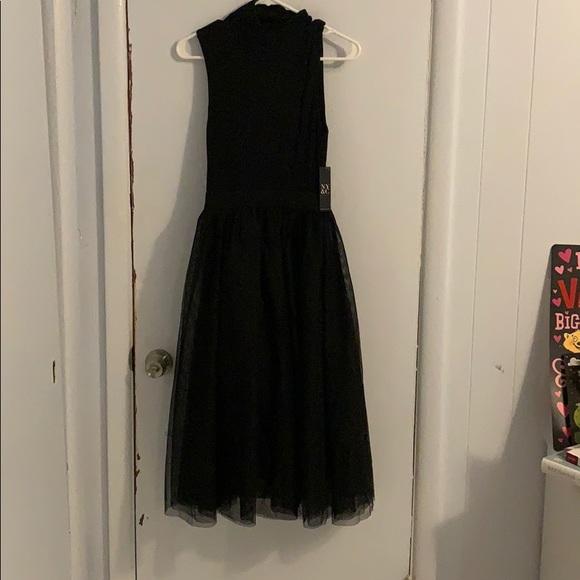 New York & Company Dresses & Skirts - Black dress. Bottom is like a ballerina's skirt